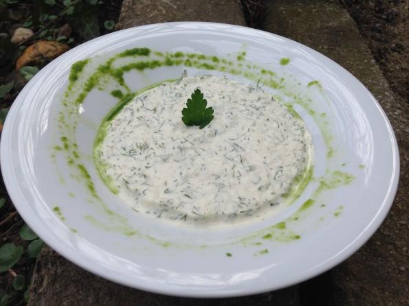 Brânză raw vegană