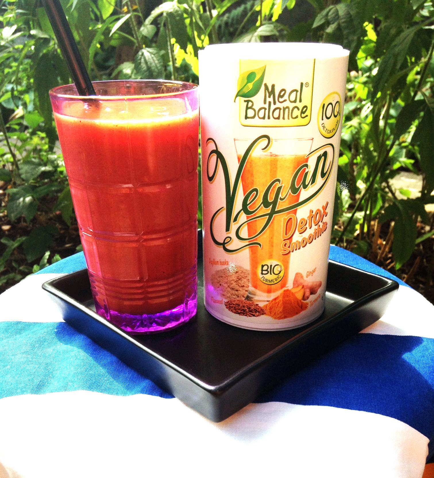Smoothie Vegan - Detox Smoothie Meal Balance® - Life Care